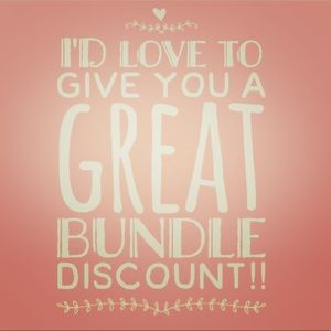 Other - Open to offers on bundles!!